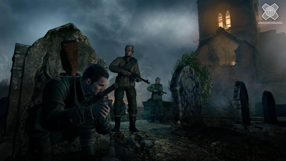 Sniper Elite V2 - konečně druhá světová 58681