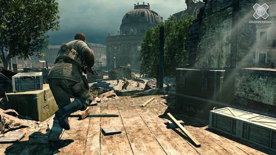 Sniper Elite V2 - konečně druhá světová 58684
