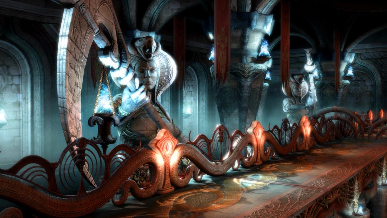 Čerstvé pohlednice ze Soul Calibur 5 58714