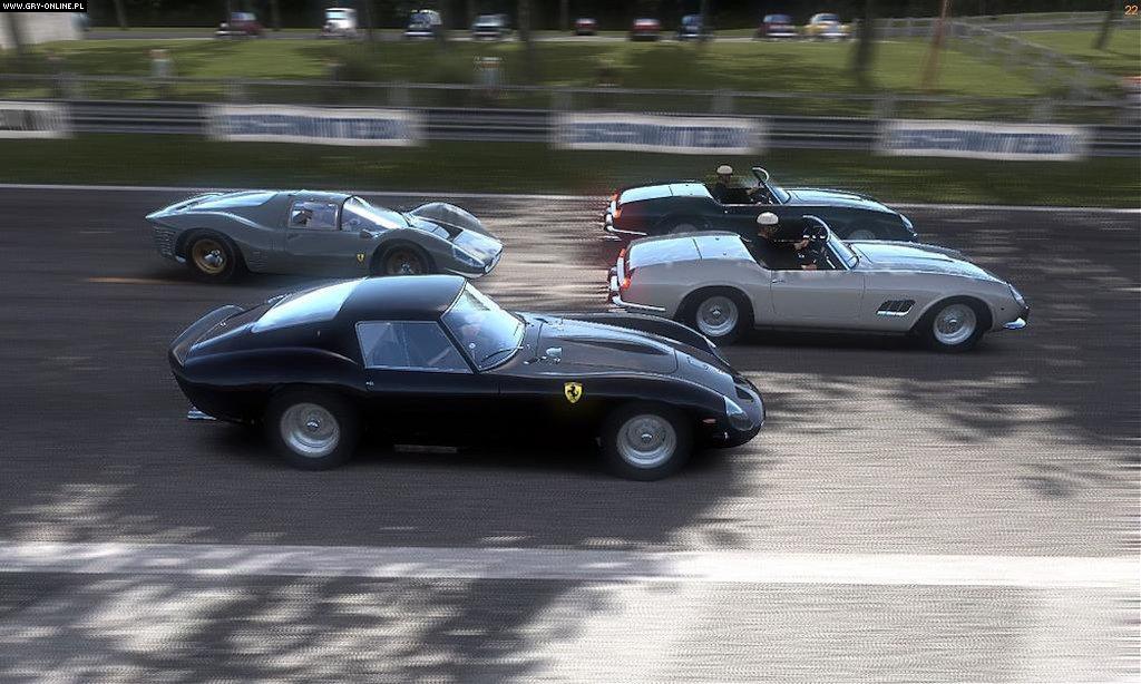Moderní i historické vozy v Test Drive: Ferrari 58736