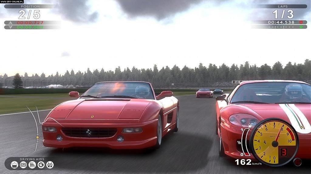 Moderní i historické vozy v Test Drive: Ferrari 58752