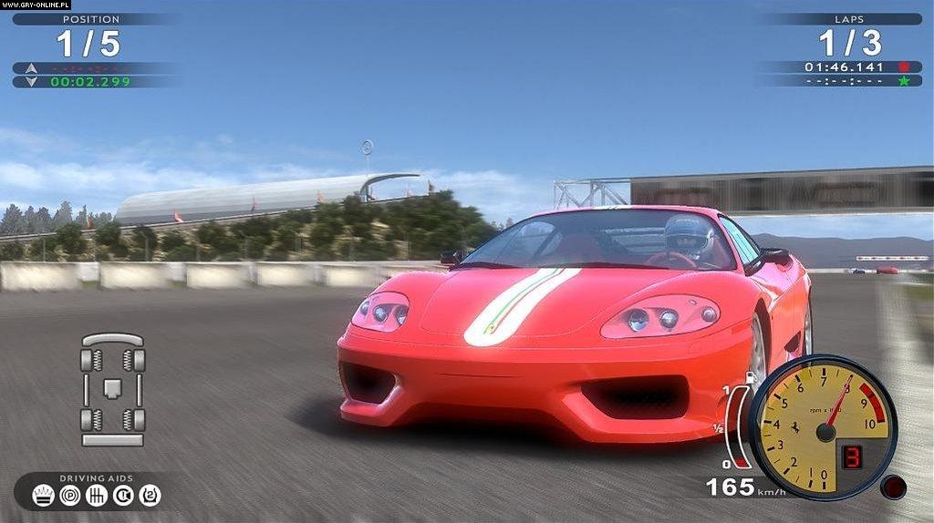 Moderní i historické vozy v Test Drive: Ferrari 58754