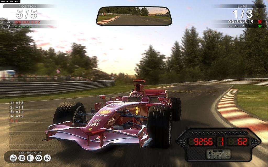 Moderní i historické vozy v Test Drive: Ferrari 58757