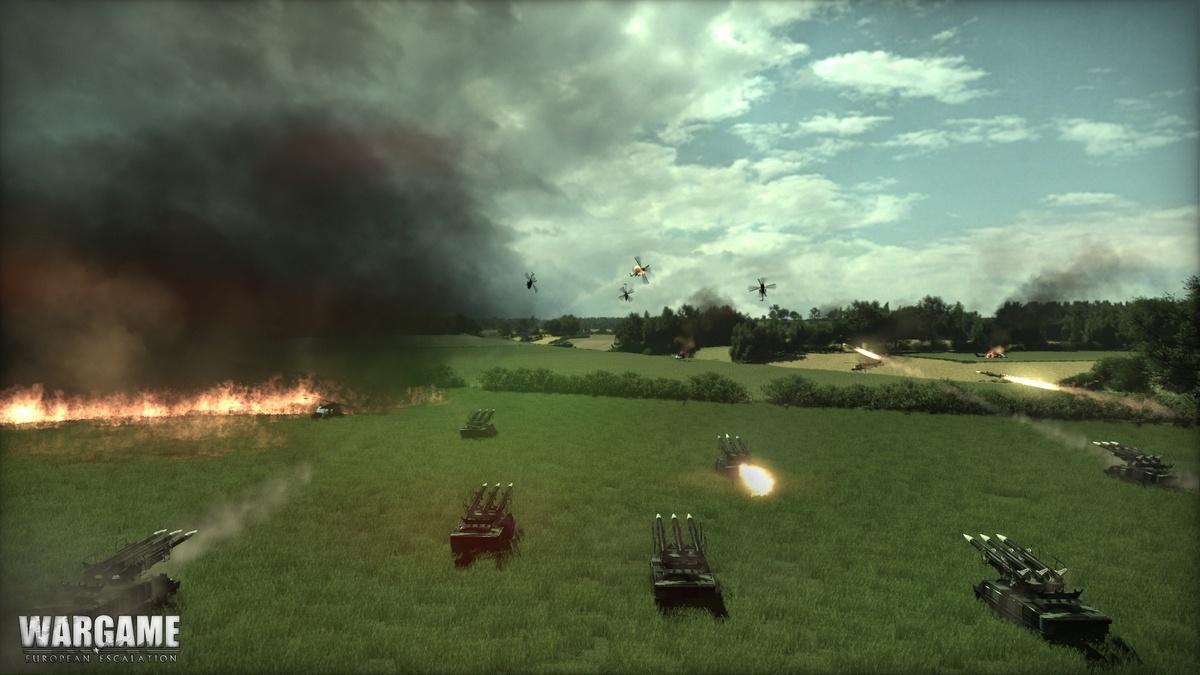 Wargame: European Escalation v novém traileru 58778