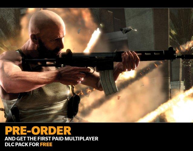 Max Payne 3 láká na předobjednávky 58793