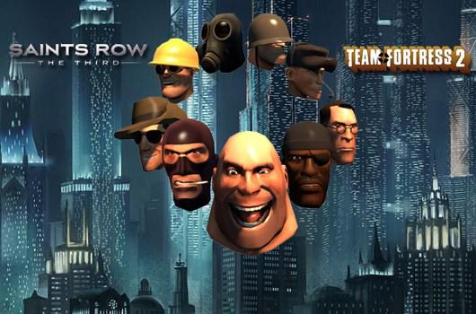 Saints Row 3 se špetkou Team Fortress 2 58798