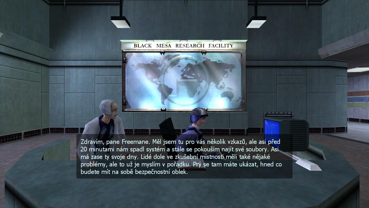 Stahujte fanouškovskou češtinu Half-Life: Source 58809