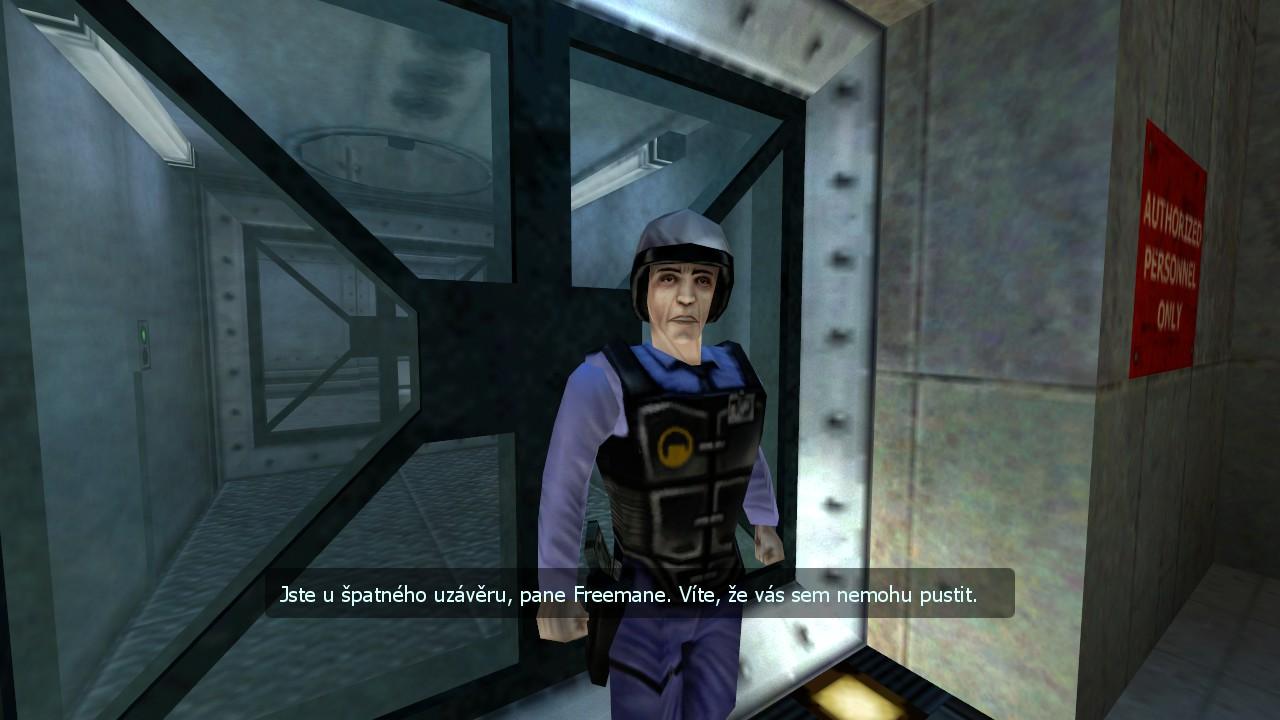 Stahujte fanouškovskou češtinu Half-Life: Source 58810