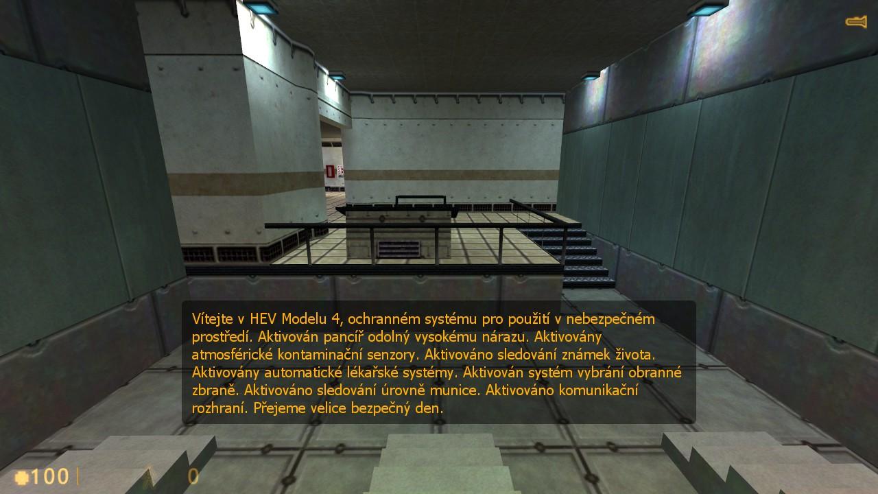 Stahujte fanouškovskou češtinu Half-Life: Source 58811