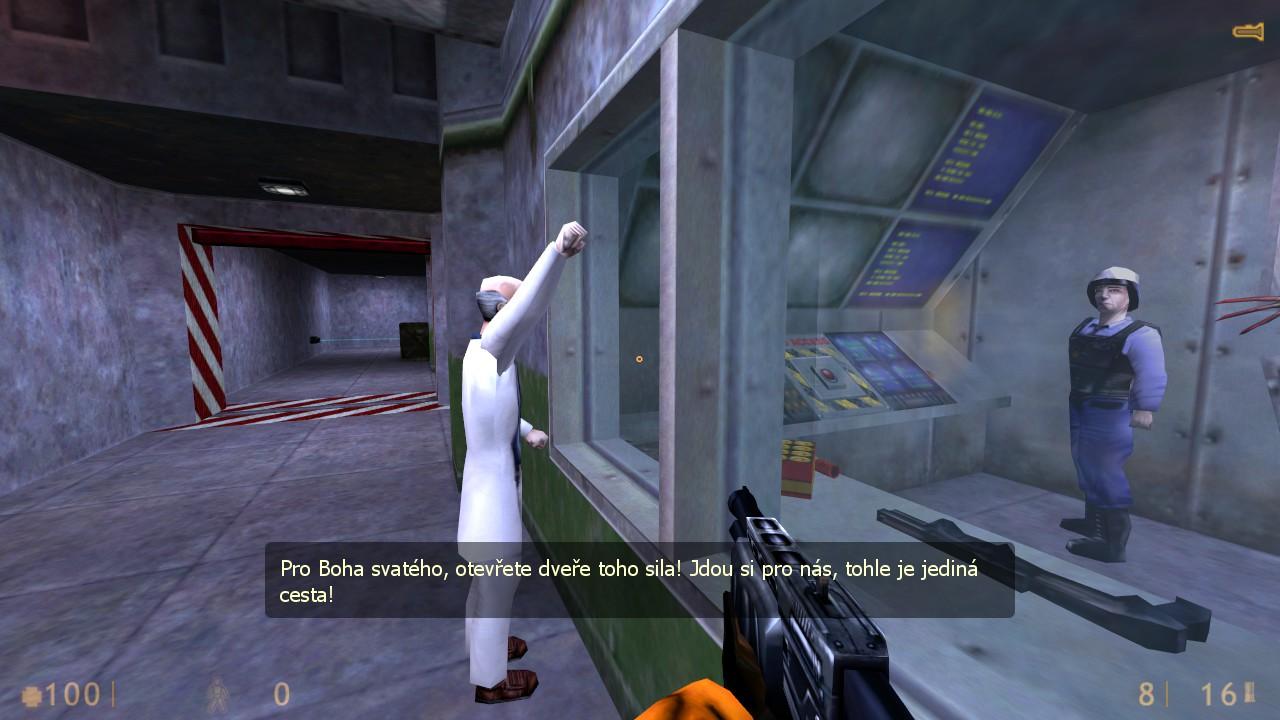 Stahujte fanouškovskou češtinu Half-Life: Source 58813
