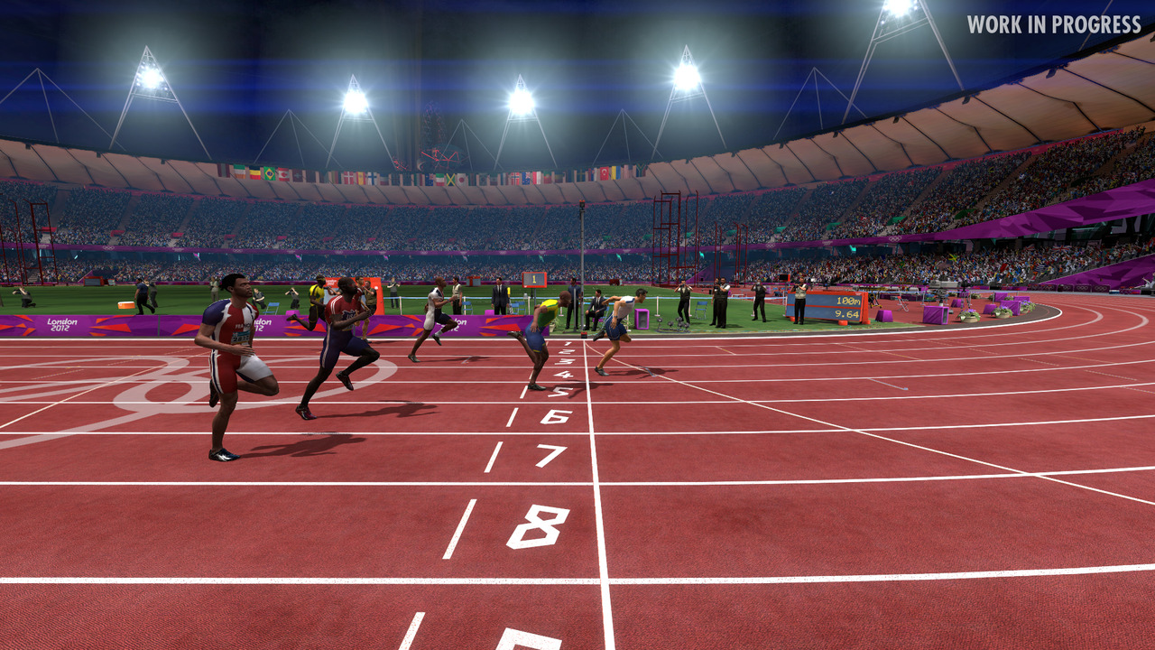 London 2012: The Official Video Game of the Olympic Games 58838