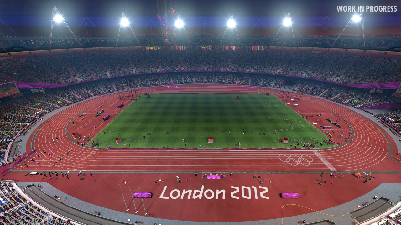 London 2012: The Official Video Game of the Olympic Games 58852
