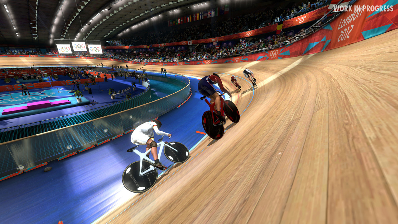 London 2012: The Official Video Game of the Olympic Games 58856