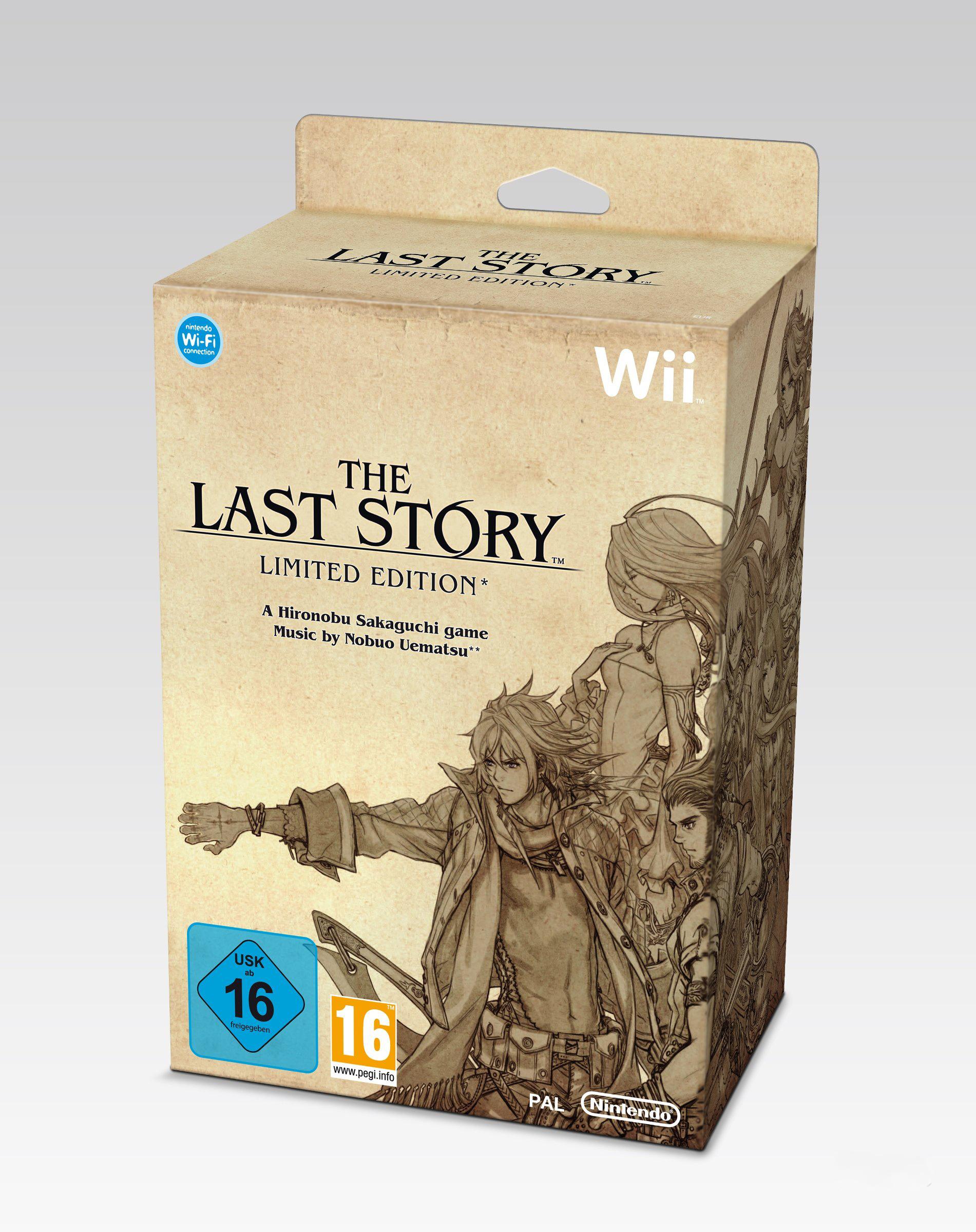 Představena sběratelská edice The Last Story 58865