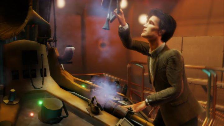 První obrázek z nového Doctor Who 58928
