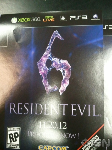 Resident Evil 6 vyjde v listopadu 58977