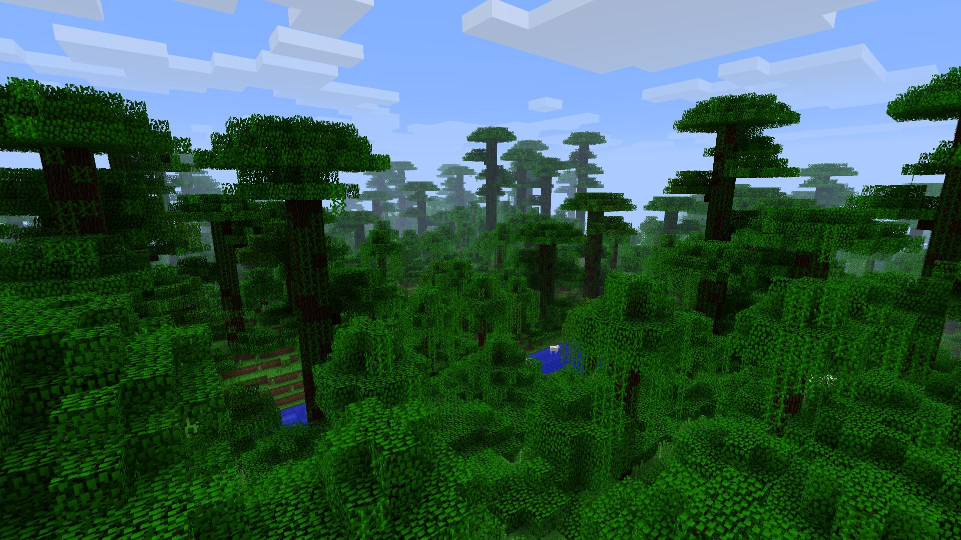 Dočká se Minecraft džungle? 59005
