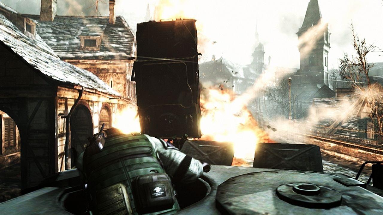 Resident Evil 6 screenshoty 59044