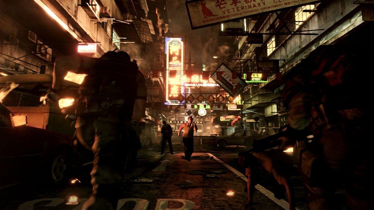 Resident Evil 6 screenshoty 59049