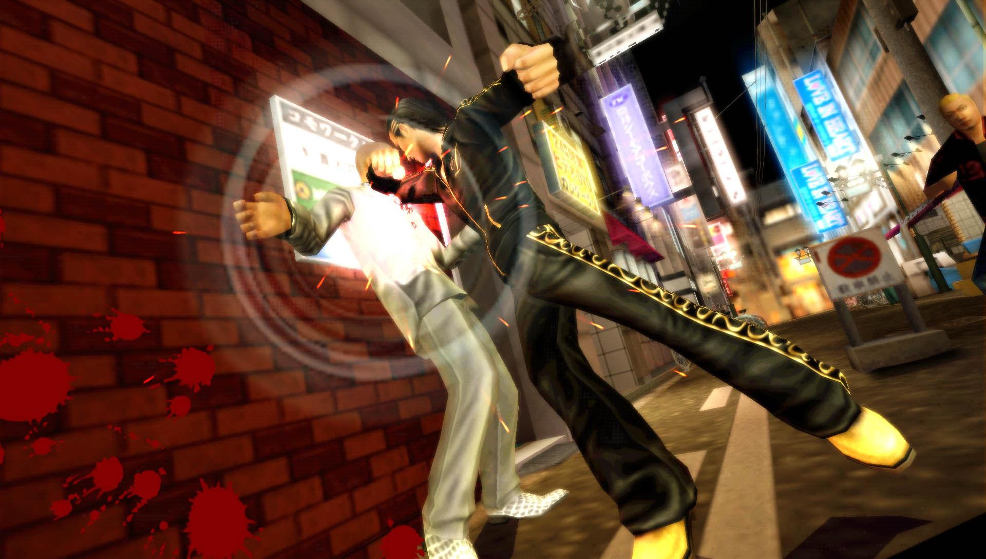 Yakuza: Black Panther 2 screenshoty 59069