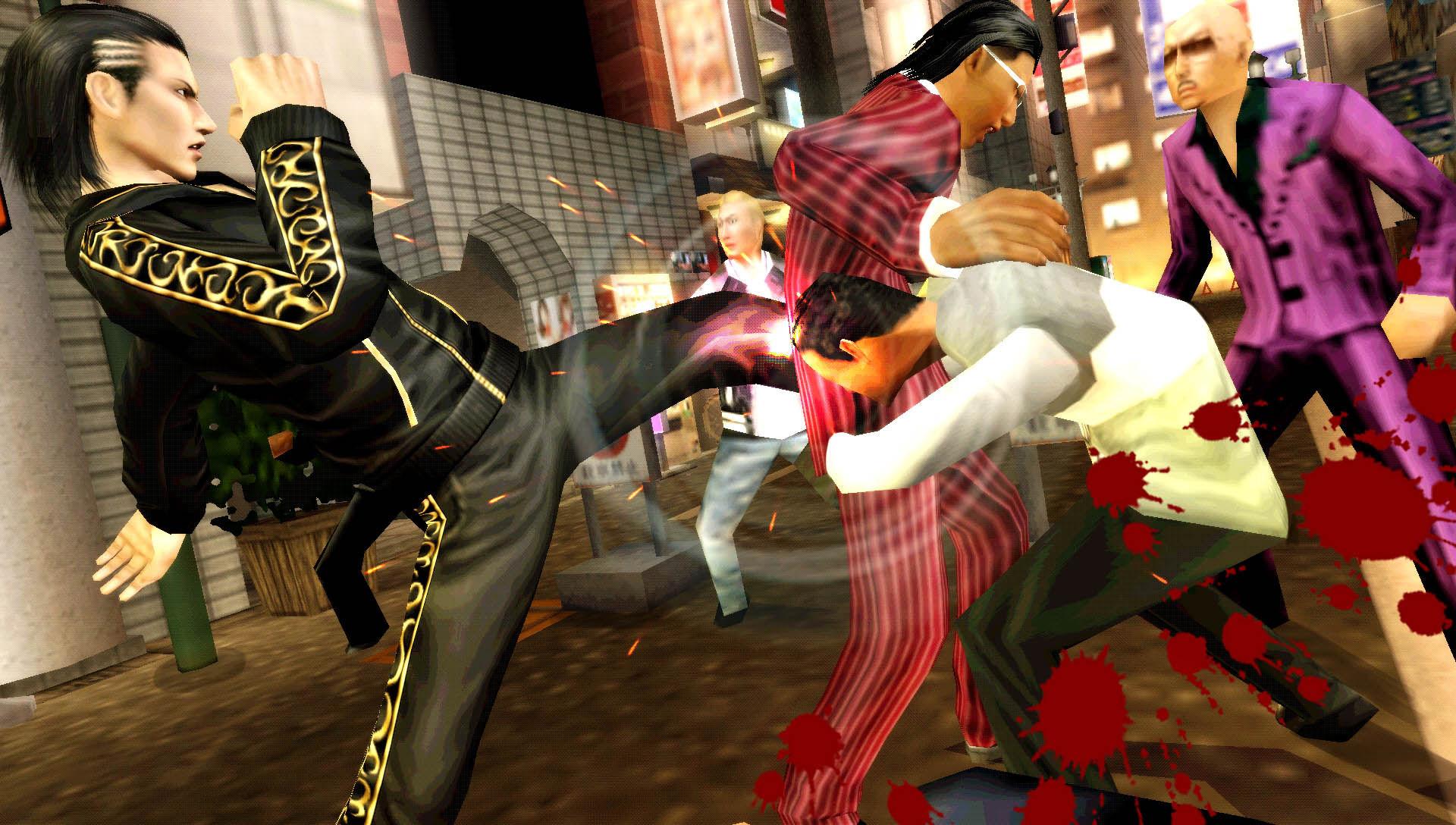 Yakuza: Black Panther 2 screenshoty 59074