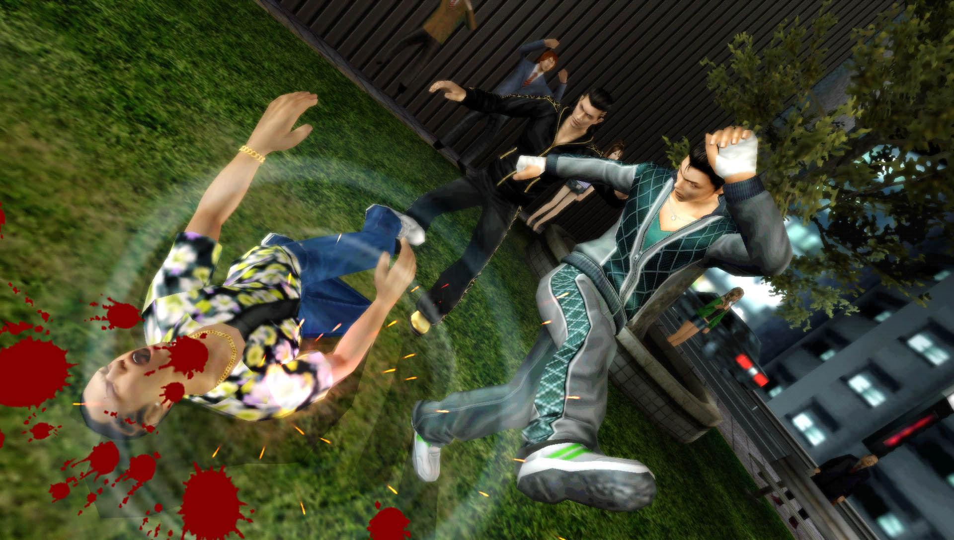 Yakuza: Black Panther 2 screenshoty 59079