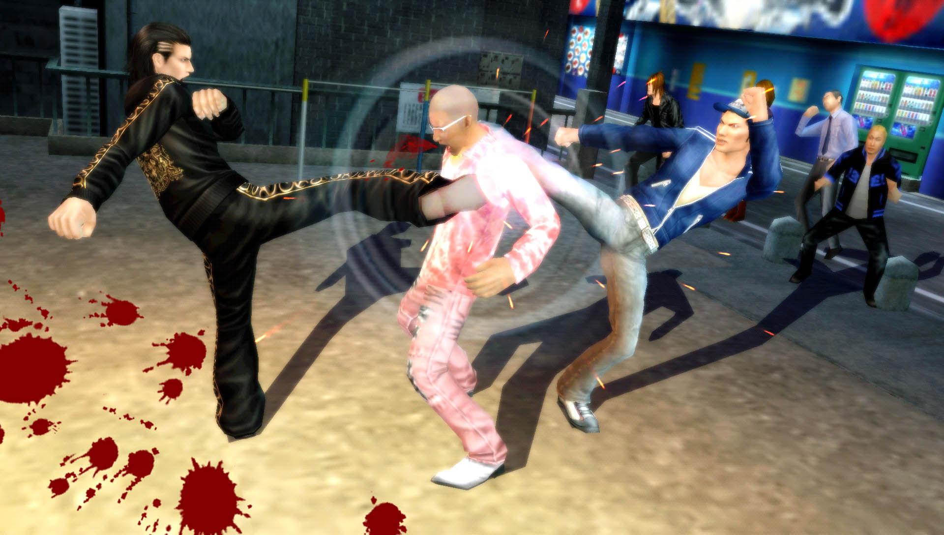 Yakuza: Black Panther 2 screenshoty 59080