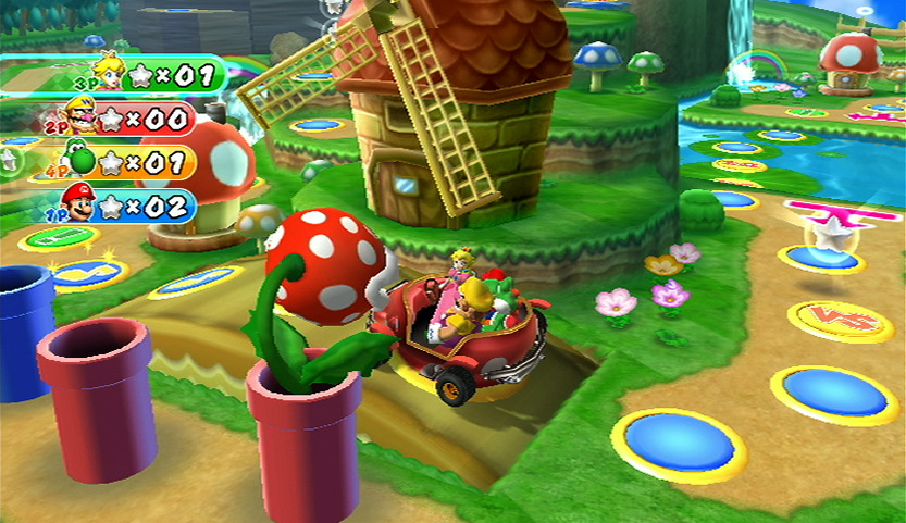 Mario Party 9 - evoluce party her 59125