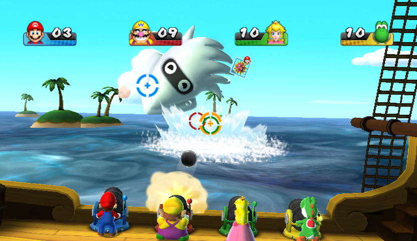 Mario Party 9 - evoluce party her 59127