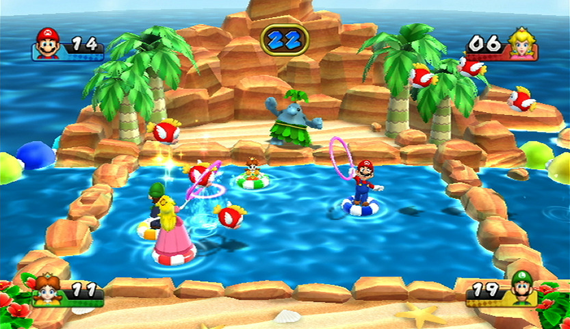 Mario Party 9 - evoluce party her 59129