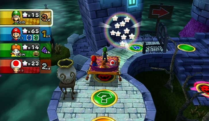 Mario Party 9 - evoluce party her 59137