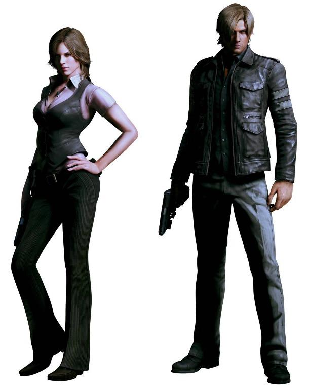 Resident Evil 6 představuje postavy 59164