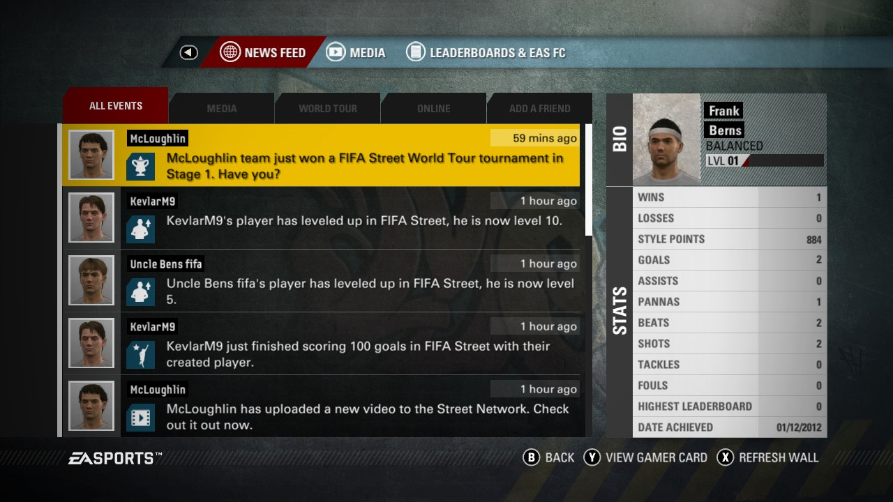 FIFA Street odhalila datum vydání 59204