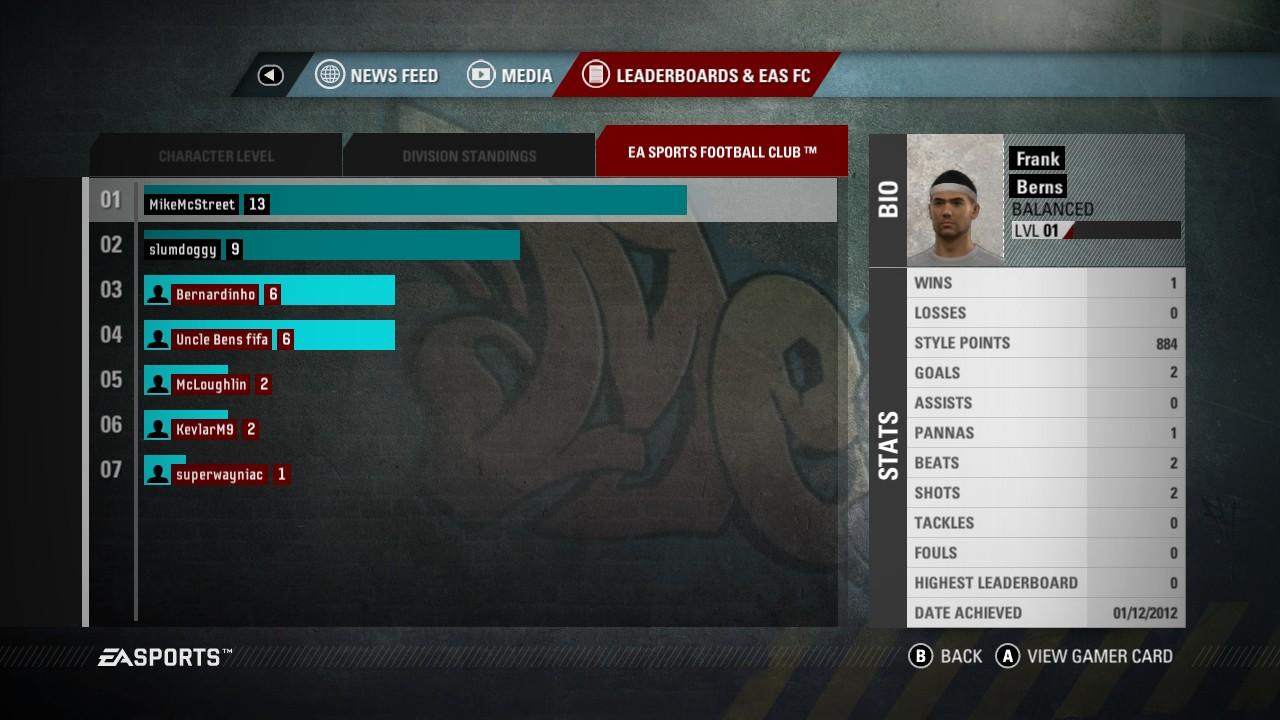 FIFA Street odhalila datum vydání 59205