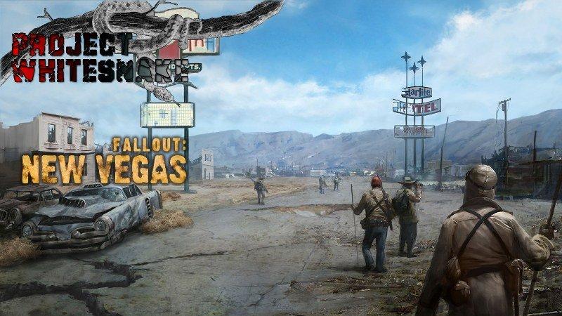 Přiblížen mód Whitesnake do Fallout: New Vegas 59217