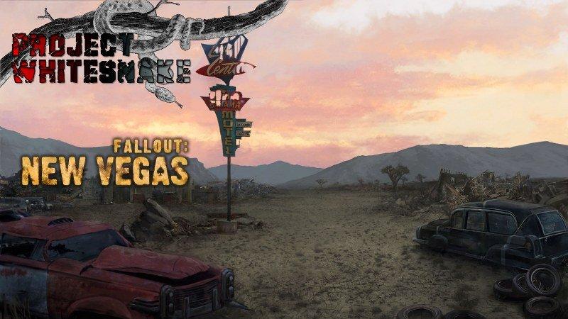 Přiblížen mód Whitesnake do Fallout: New Vegas 59219