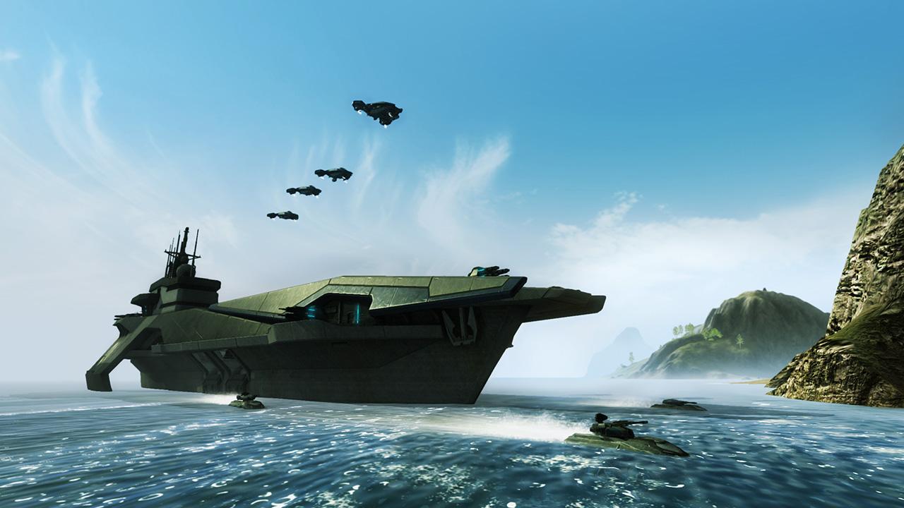 Carrier Command s českou lokalizací 59225