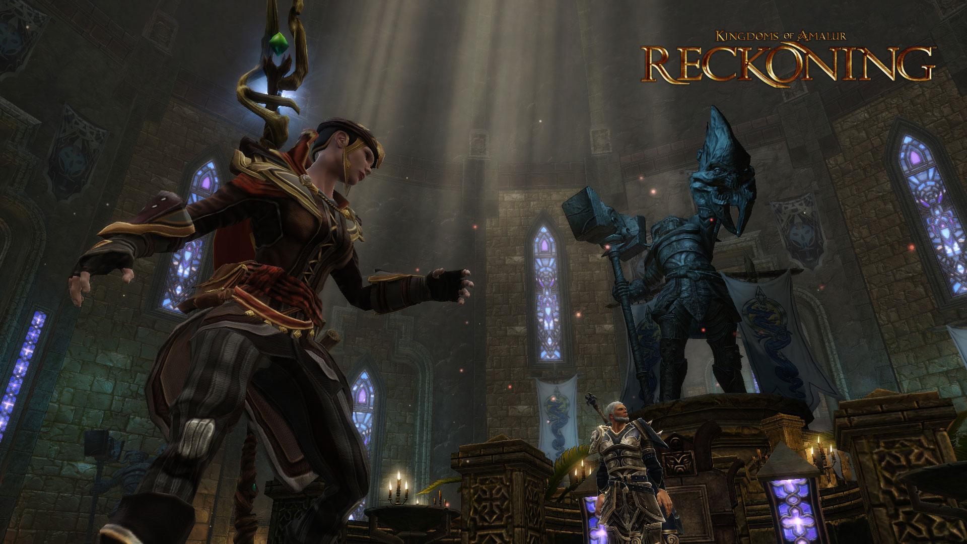 Kingdoms of Amalur na nových obrázcích 59235