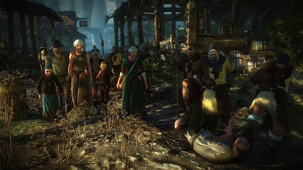 Řada detailů o Xbox i PC verzi Zaklínače 2 59254
