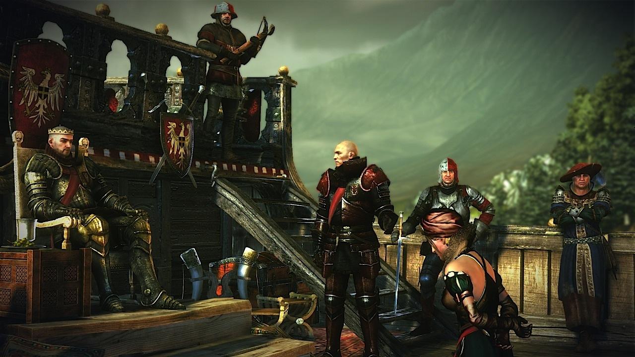 Řada detailů o Xbox i PC verzi Zaklínače 2 59256
