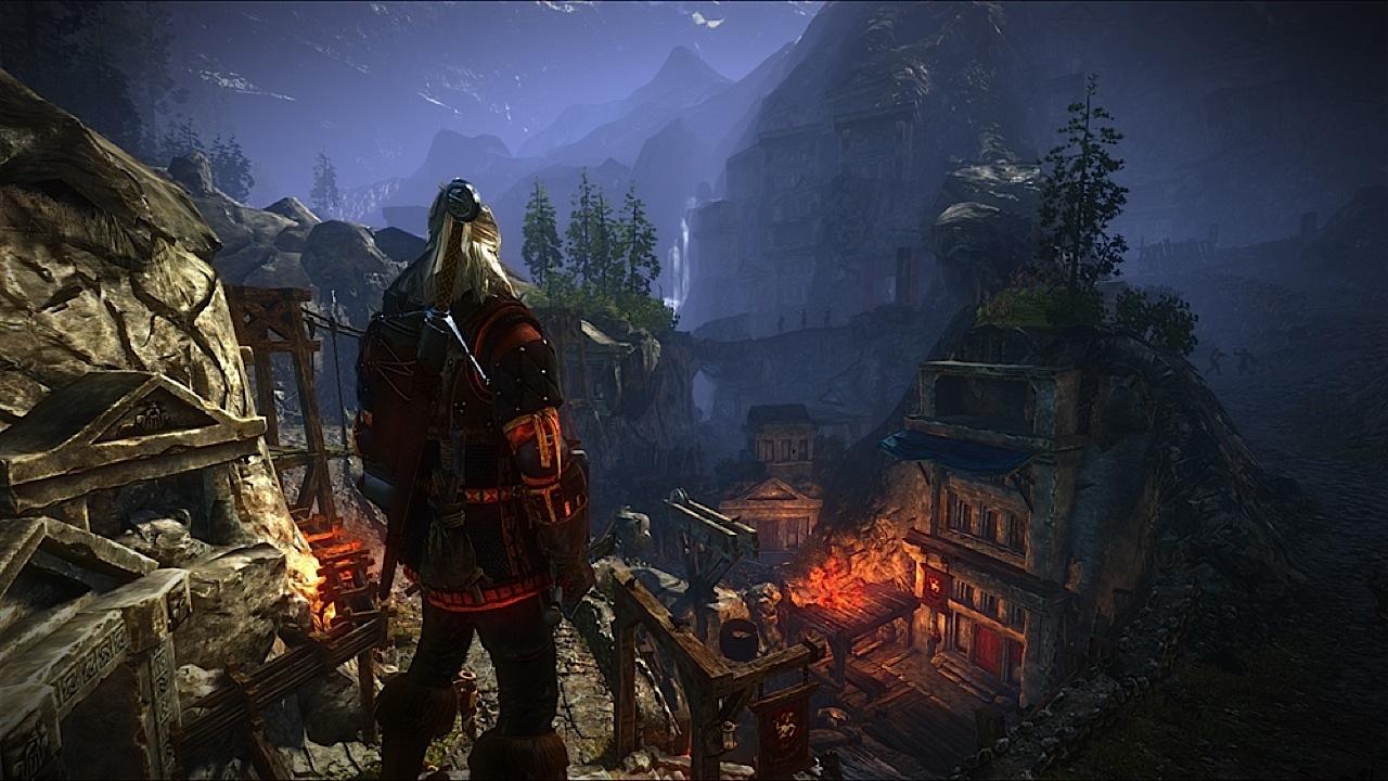 Řada detailů o Xbox i PC verzi Zaklínače 2 59258