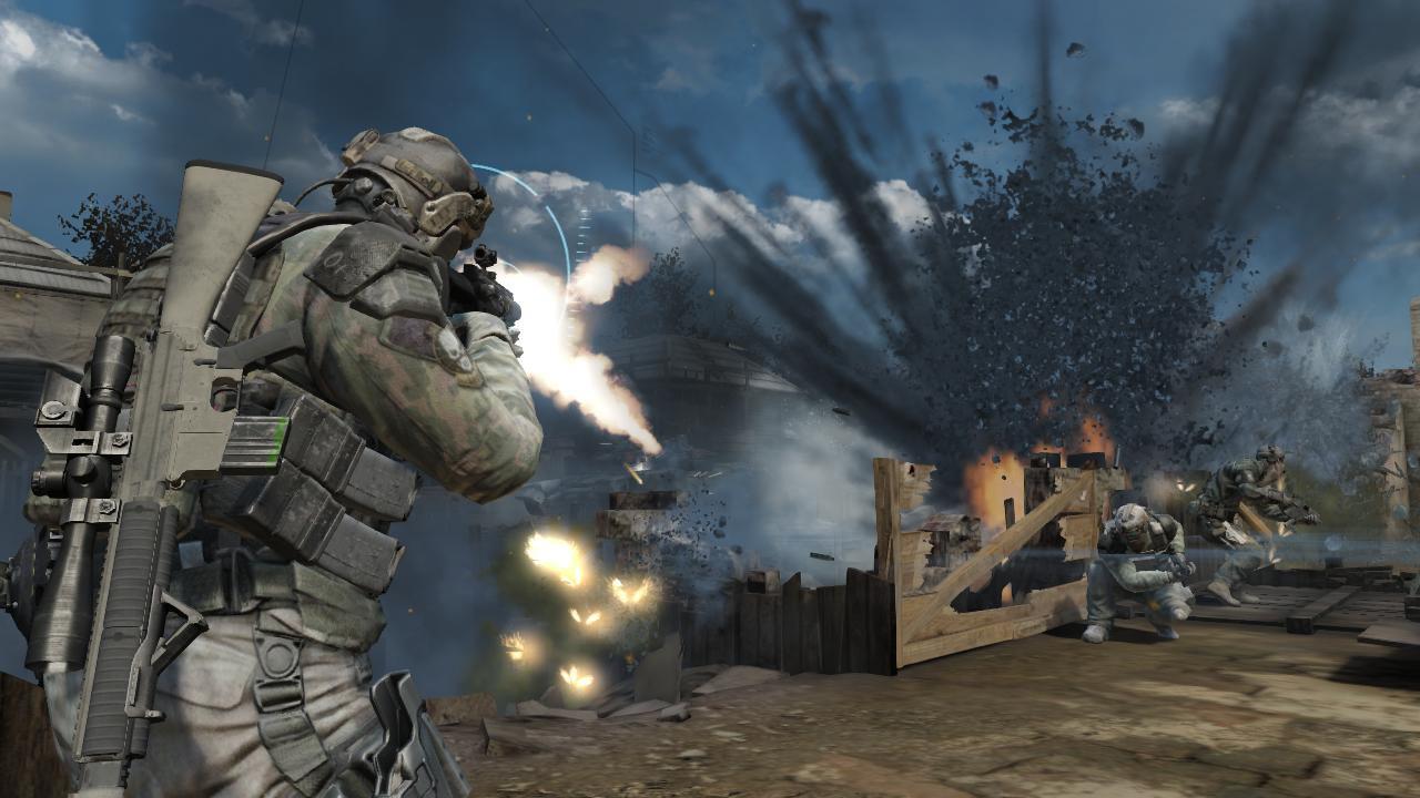 Ghost Recon: Future Soldier – válka se nemění 59281