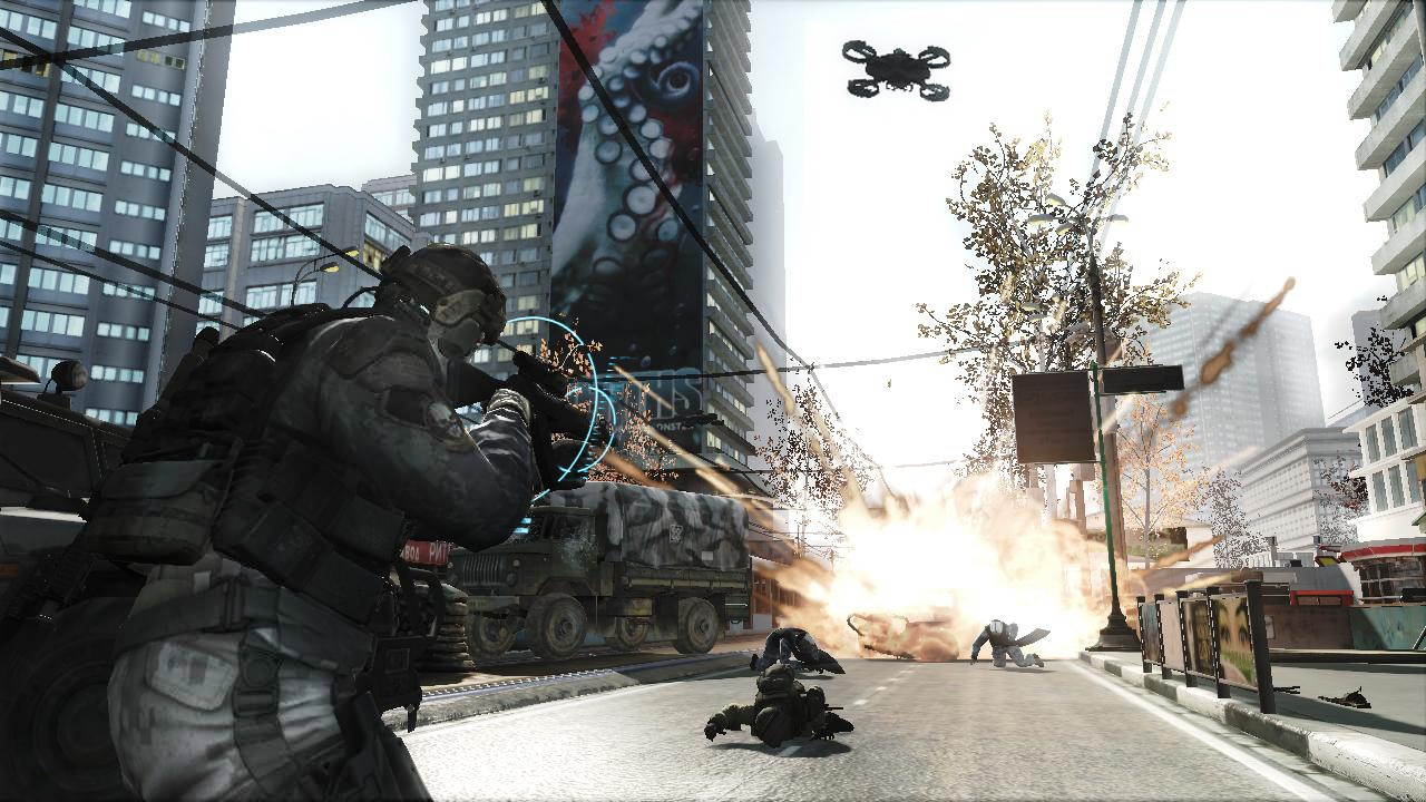 Obrázky z Ghost Recon: Future Soldier 59284