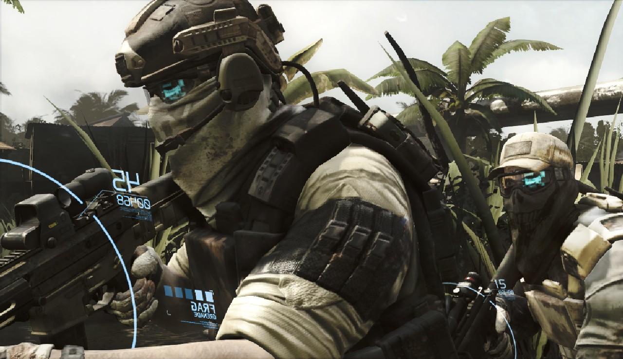Ghost Recon: Future Soldier – válka se nemění 59286