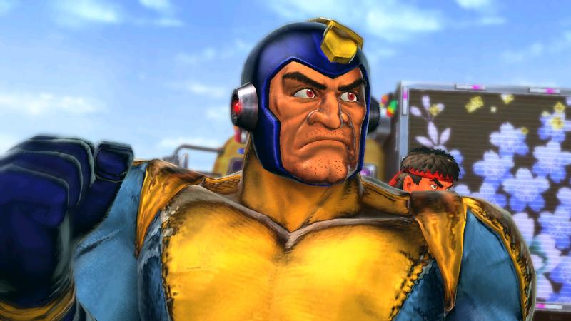 Street Fighter x Tekken s novými postavami 59294