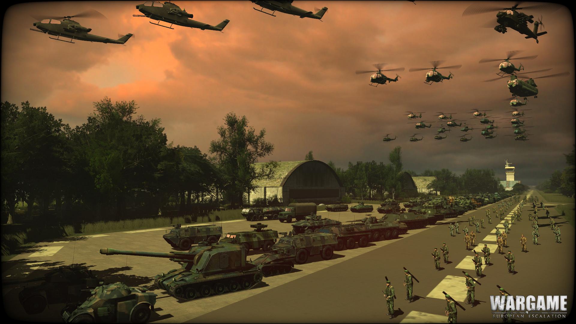 Obrázky z Wargame: European Escalation 59297