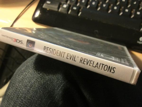 Capcom zkomolil název nového Resident Evilu 59309