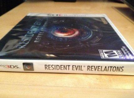 Capcom zkomolil název nového Resident Evilu 59310