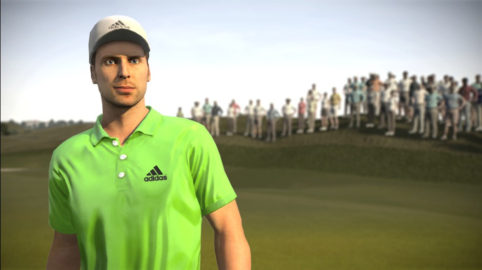 Zahrajte si golf s Rooneym a Čechem 59324
