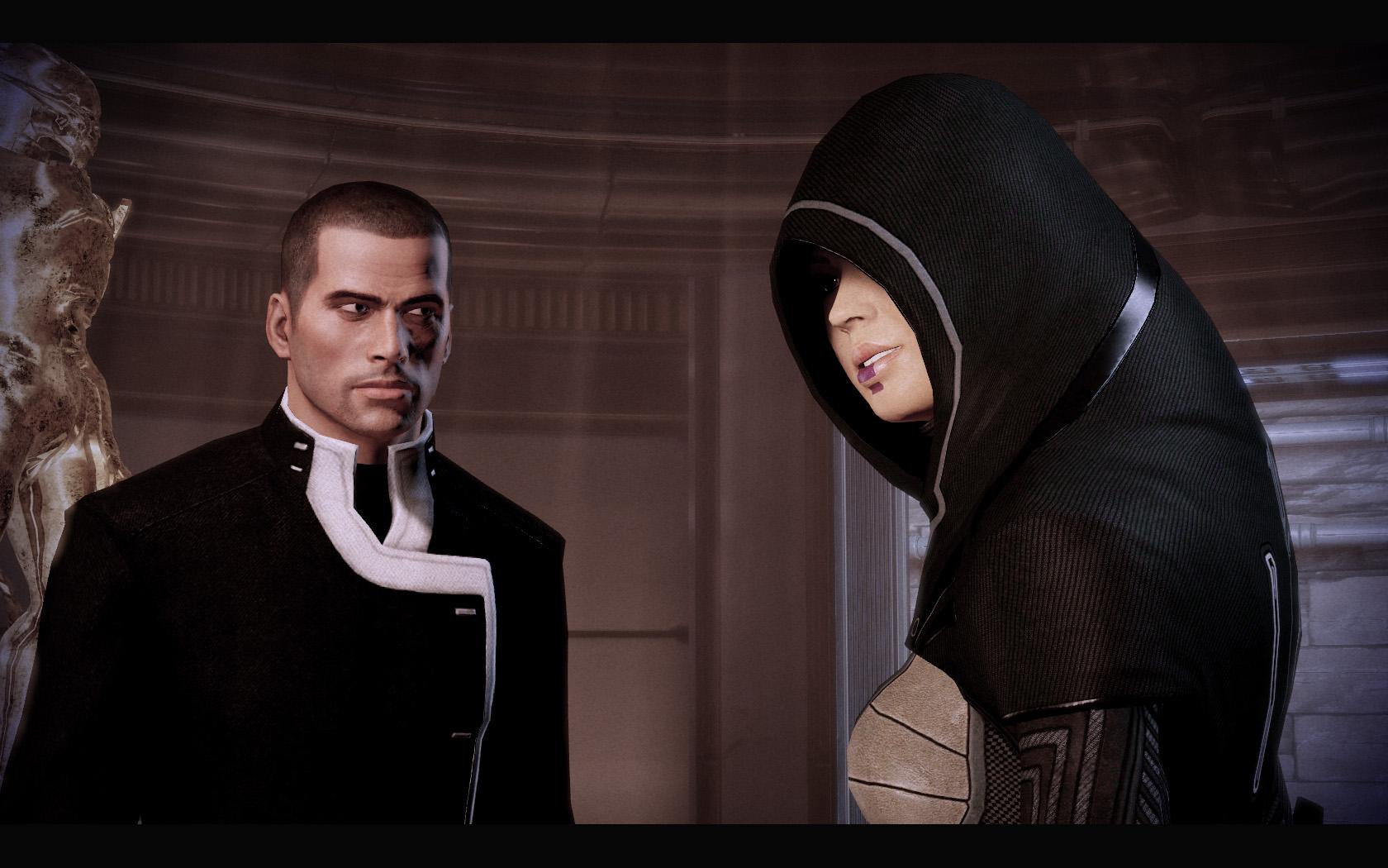 Mass Effect: Co nám dala a co nám vzala série se Shepardem 59601